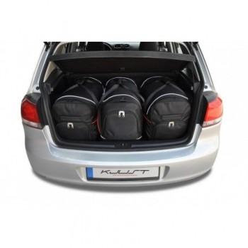 Kit maletas a medida para Volkswagen Golf 6 (2008 - 2012)