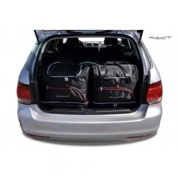 Kit maletas a medida para Volkswagen Golf 6 Familiar (2008 - 2012)