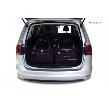 Kit maletas a medida para Volkswagen Sharan 5 plazas (2010 - actualidad)