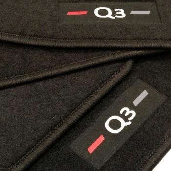 Alfombrillas Audi Q3 (2019-actualidad) a medida S-line