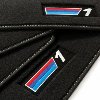 Alfombrillas BMW Serie 1 E81 3 puertas (2007 - 2012) Velour M Competition