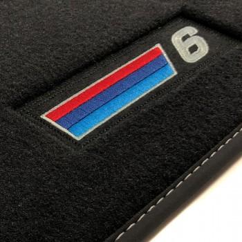Alfombrillas BMW Serie 6 E63 Coupé (2003 - 2011) Velour M Competition