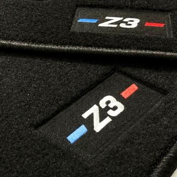 Alfombrillas BMW Z3 a medida logo