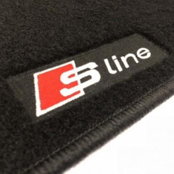 Alfombrillas Audi R8 (2015 - actualidad) a medida S-Line