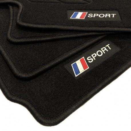 Alfombrillas bandera Francia Peugeot Bipper