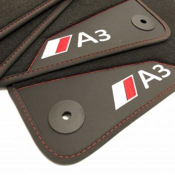 Alfombrillas Coche Audi A3 8PA Sportback (2004 - 2012)