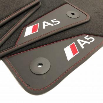 Alfombrillas Coche Audi A5 F57 Cabriolet (2017 - actualidad)
