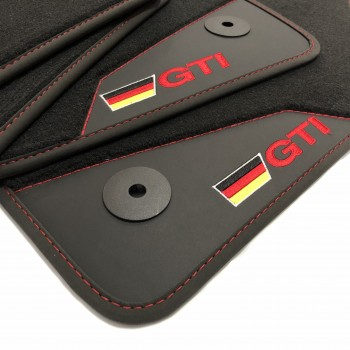 Alfombrillas Coche Volkswagen Golf 2 acabado GTI