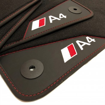 Alfombrillas Coche Audi A4 B9 Restyling (2019 - actualidad)