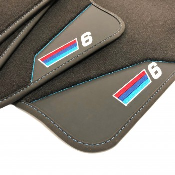 Alfombrillas Coche BMW Serie 6 GT
