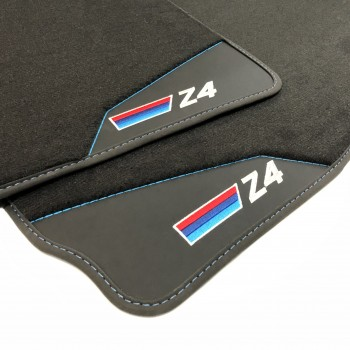 Alfombrillas Coche BMW Z4 E85 (2002 - 2009)