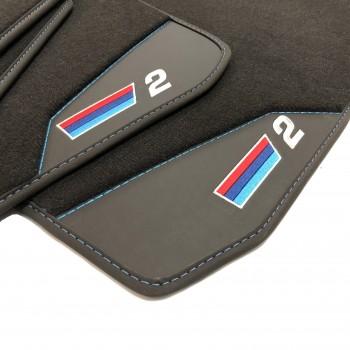 Alfombrillas Coche BMW Serie 2 F46 7 plazas (2015 - actualidad)