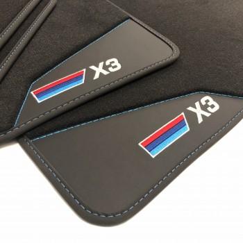 Alfombrillas Coche BMW X3 G01 (2017 - actualidad)