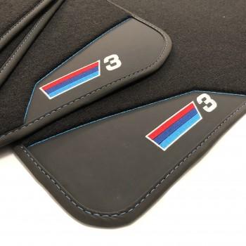 Alfombrillas Coche BMW Serie 3 E46 Berlina (1998 - 2005)