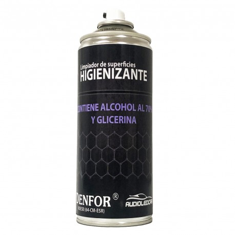 Sprays Higienizante 400ml - Limpiador de superficies, protege a los tuyos