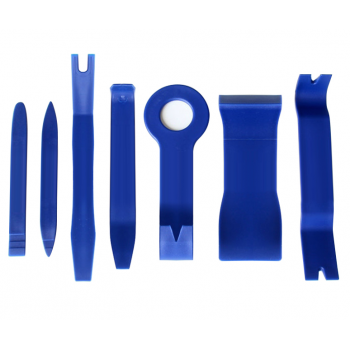 Kit de herramientas para desmontaje del coche (grapas, plásticos, paneles, plafones)