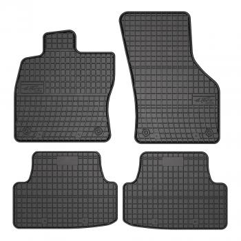 Alfombrillas goma Seat Leon MK3 Familiar (2012 - 2018)