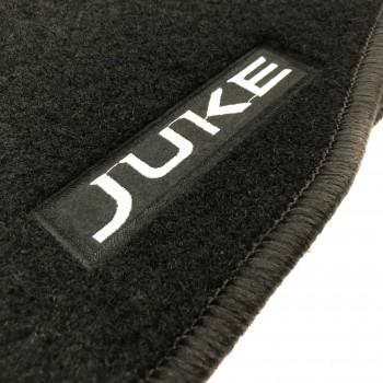 Alfombrillas Nissan Juke a medida Logo