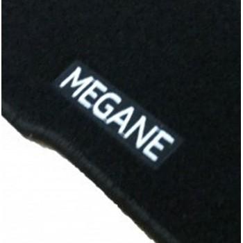 Alfombrillas Renault Megane CC (2010 - actualidad) a medida Logo