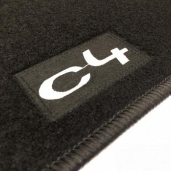 Alfombrillas Citroen C4 Picasso (2013 - actualidad) a medida Logo
