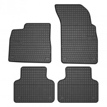 Alfombrillas Audi Q7 4M 5 plazas (2015 - actualidad) Goma