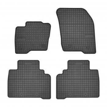 Alfombrillas Ford S-Max Restyling 5 plazas (2015 - actualidad) Goma