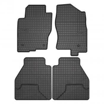 Alfombrillas Nissan Pathfinder (2005 - 2013) Goma