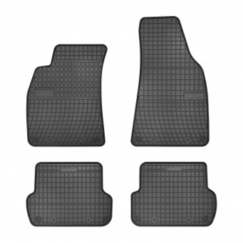 Alfombrillas Seat Exeo Sedan (2009 - 2013) Goma