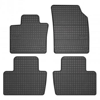 Alfombrillas Volvo XC90 5 plazas (2015 - actualidad) Goma