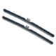 Kit limpiaparabrisas Peugeot 807 5 plazas (2002 - 2014) - Neovision®
