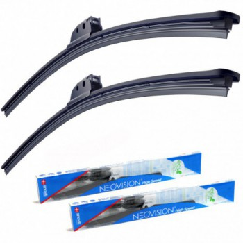 Kit limpiaparabrisas Suzuki Swift (2005 - 2010) - Neovision®