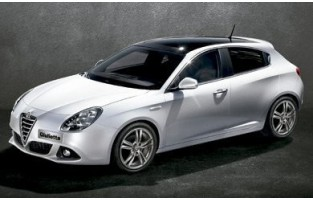Alfombrillas Alfa Romeo Giulietta (2014 - actualidad) Personalizadas a tu gusto