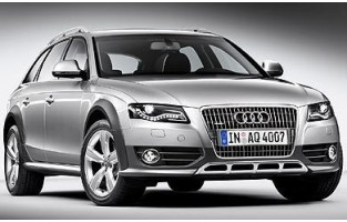 Alfombrillas Exclusive para Audi A4 B8 Allroad Quattro (2009 - 2016)