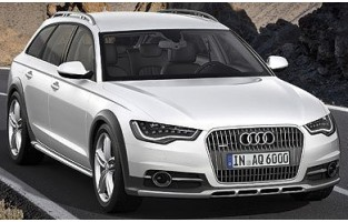 Alfombrillas Exclusive para Audi A6 C7 Allroad Quattro (2012 - 2018)