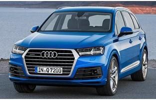 Alfombrillas Audi Q7 4M 7 plazas (2015 - actualidad) Económicas