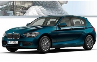 Alfombrillas Exclusive para BMW Serie 1 F20 5 puertas (2011 - 2018)