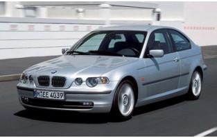 Alfombrillas BMW Serie 3 E46 Compact (2001 - 2005) Económicas