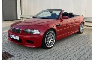 Alfombrillas BMW Serie 3 E46 Cabrio (2000 - 2007) Económicas