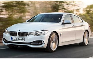 Alfombrillas BMW Serie 4 F36 Gran Coupé (2014 - actualidad) Excellence