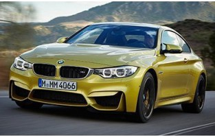 Alfombrillas BMW Serie 4 F32 Coupé (2013 - actualidad) Excellence