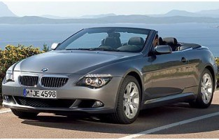 Alfombrillas BMW Serie 6 E64 Cabrio (2003 - 2011) Económicas