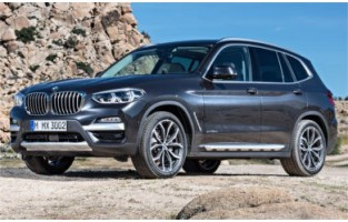 Alfombrillas BMW X3 G01 (2017 - actualidad) Excellence