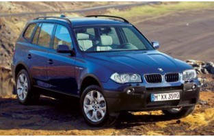 Alfombrillas Exclusive para BMW X3 E83 (2004 - 2010)