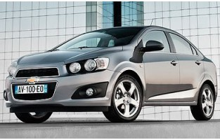 Alfombrillas Chevrolet Aveo (2011 - 2015) Económicas