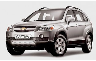 Alfombrillas Chevrolet Captiva 7 plazas (2006 - 2011) Económicas