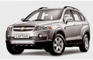 Alfombrillas Exclusive para Chevrolet Captiva 7 plazas (2006 - 2011)