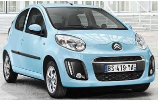 Alfombrillas Citroen C1 (2009 - 2014) Excellence