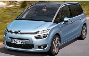 Alfombrillas Citroen C4 Grand Picasso (2013 - actualidad) Excellence