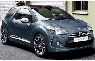 Alfombrillas Citroen DS3 (2010 - actualidad) Excellence
