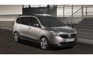 Alfombrillas Dacia Lodgy 7 plazas (2012 - actualidad) Económicas
